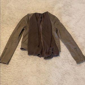 Free people drape jacket